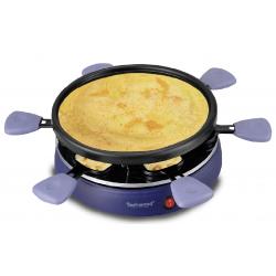 Raclette + Crêpière Démontable Techwood