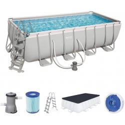 Bestway Piscine Power Steel...
