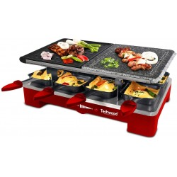 Raclette 8 Poêlons Grill...