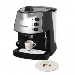 Machine à café avec bras...