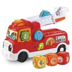 abc mon camion sos pompiers...