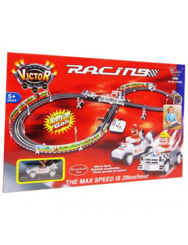 mario racing victor
