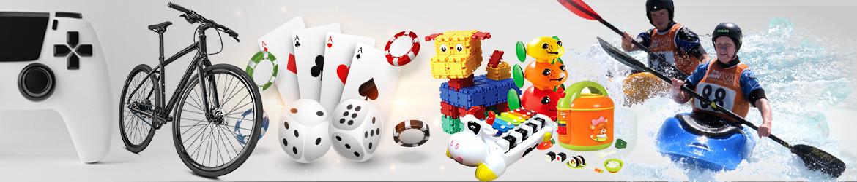 Jeux, Divertissements et Loisirs